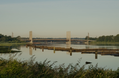 Pitt River Bridge, June 2013 1/30, f22, ISO100, 65mm