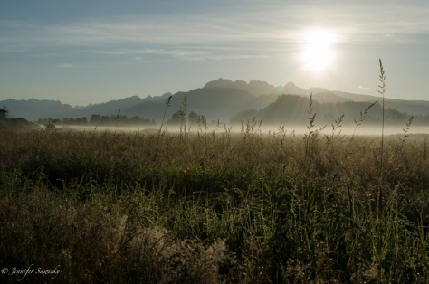 The Golden Ears mountains. 1/200sec, f16, ISO100