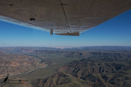 Namibia By Air